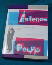 Asterios Polyp by David Mazzucchelli Pantheon Books 2009 Graphic Novel hb w jckt