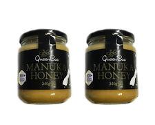 2 x QUEEN Bee Manuka Miele 100+ metilgliossale 340g