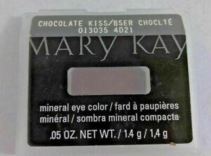 New Rare Mary Kay MINERAL Eye Color Shadow Chocolate Kiss DISCONTINUED HTF Bonus