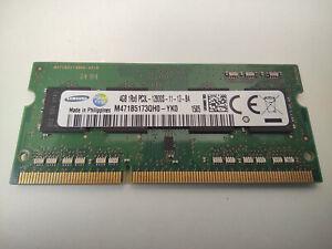 4GB Samsung M471B5173QH0-YK0 PC3L-12800S DDR3L SO-DIMM RAM Memory