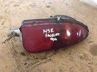 Vauxhall Corsa C Passenger Side Rear Fog Light Lamp Facelift 03 - 06