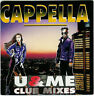 Cappella CD Single U & Me (Club Mixes) - France (VG/VG)