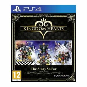 Kingdom Hearts: The Story So Far (PS4)  BRAND NEW AND SEALED - FREE POSTAGE