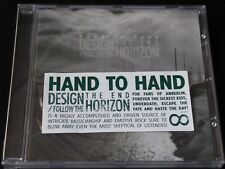 Hand To Hand - Design The End / Follow The Horizon CD ANBERLIN ESCAPE THE FATE