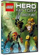 LEGO Hero Factory: Savage Planet [DVD] [2012], Very Good DVD, Malcolm McDowell,