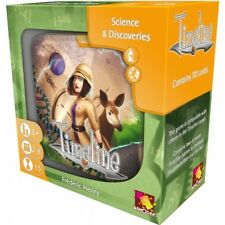 Timeline Science and Discoveries From Asmodee