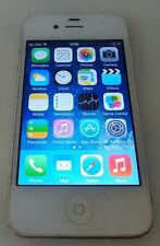 Apple iPhone 4 - 8GB - White (Vodafone) A1332 (GSM) Mobile Smartphone