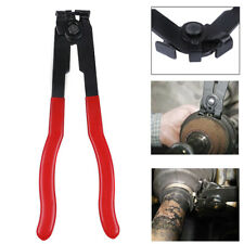CV Joint Boot Clamp Ear Type Pliers Tool For Fuel Coolant Waterpumps Hose Pipe
