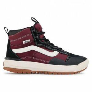 Vans Ultrarange Exo Hi Shoes Boots Men's Size 9 Port Royale/Black