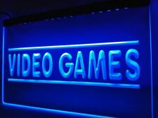 Video Games Beer Bar Pub LED Neon Light Sign home decor crafts