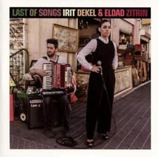 CD Last of Songs Irit Dekel & Eldad Zitrin Digipack