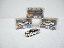 Herpa Auto Markt  1:87 HO  Audi 80 Limousine In Crome   NEU OVP !!