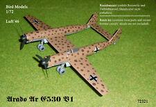 Arado Ar E530 V1    1/72 Bird Models Resinbausatz / Resin kit
