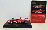 1/64 Kyosho FERRARI F1 F2005 MICHAEL SCHUMACHER diecast car model