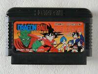 Dragon ball Daimao Fukkatsu NES BANDAI Nintendo Famicom From Japan