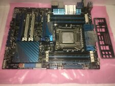 ASUS P9X79 Deluxe ATX Motherboard with.Core i7-3820 @ 3.60GHz CPU and 16GB RAM.
