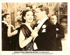 "KAY FRANCIS & GRANT MITCHELL ""Women Are Like That"" 1938"
