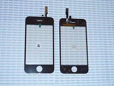 Touch screen per Apple Iphone 3GS vetrino touchscreen nero PARI ALL'ORIGINALE
