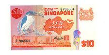 Singapore ... P-11a ... 10 Dollars ... ND(1979) ... *UNC*