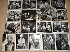 LE VOYAGE FANTASTIQUE DE SINBAD ! ray harryhausen 18 photos presse cinema 1973