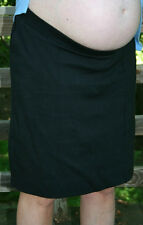 Comfy All-Season black Gap maternity skirt Medium