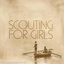 SCOUTING FOR GIRLS - Scouting For Girls (UK 10 Tk CD Album)