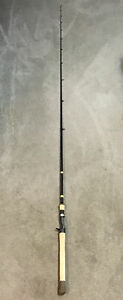 """G-Loomis E6X 893C JWR 7'5"""" Med Hvy Xtra Fast Action Rod 12-16lb Worm Rod Lot R75"""