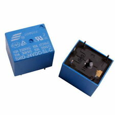 SONGLE Mini Power Relay PCB type 24V DC coil SRD-24VDC-SL-C 5 Pins UK (B50)