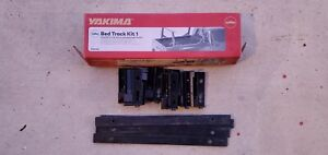 Yakima Bed rack kit 1 adapter kit for Toyota and Nissan bed tracks