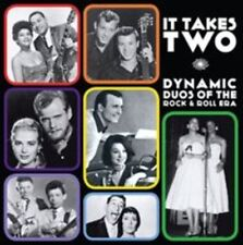It Takes Two Dynamic DUOS of The Rock & Roll Era 5055311002026 Various Artis.
