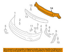 SUBARU OEM 2000 Outback Front Bumper-Reinforcement 57711AE22A