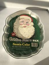 Wilton Santa Cake Pan - #502-2308 - Vintage 1979