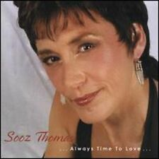 Sooz Thomas - Always Time To Love [CD New] BRAND NEW SEALED SHIPS FAST/FREE  #23