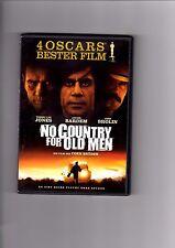No Country For Old Men / Tommy Lee Jones, Javier Bardem / DVD #8696