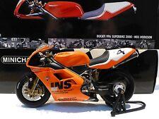 Minichamps 1/12 - Neil Hodgson - 2000 Ducati 996  - British Superbikes