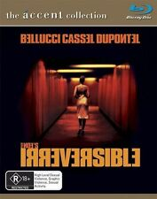 Irreversible (Blu-ray, 2015)