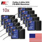 FlySky FS-BS6 Receiver 2.4Ghz 6CH AFHDS2 for FlySky FS-GT5 FS-IT4S RC Car A1T9