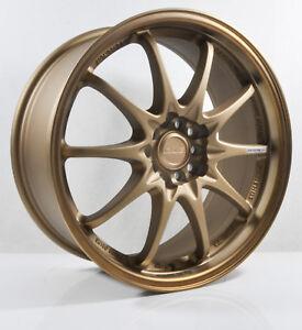 4pcs CE28 18 inch Mag Wheels Rim 5X114.3/5X100 Alloy wheel Car Rims CT172-01-2