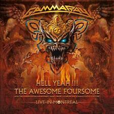 Hell Yeah-The Awesome Foursome von Gamma Ray (2008)