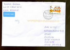 Czech Republic 2006 Airmail Cover To UK #C1280