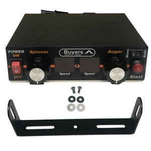 SaltDogg Buyers Electric-Hydraulic Spreader HVC05 Controller