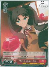 """Weiss negro Fate/stay night UBW vol.2 """"Jewel Magic"""" Rin fs/s36-e059 u"""