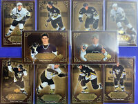2005-06 Upper Deck Diary Of A Phenom Sidney Crosby Lot Of 10 No Duplicates RC