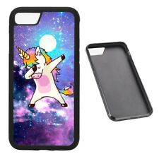 Galaxy Unicorn RUBBER phone case Fits iPhone
