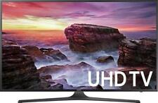 "Samsung - 40"" Class - LED - MU6290 Series - 2160p - Smart - 4K Ultra HD TV wi..."