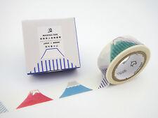 Japanese Mount Fuji washi tape! Kawaii masking tape, Fujisan, cute planner tape