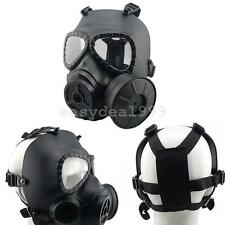 Paintball Tactical Airsoft Game Face Protection Safety Mask Guard Toxic Gas Mask