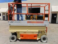 2007 JLG 2030-ES ELECTRIC 26' WORKING HEIGHT SCISSOR LIFT - REFURBISHED BY JLG