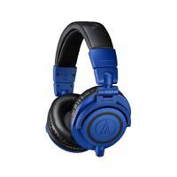 Audio-Technica ATH-M50x Professional Monitor Headphones Blue Black Pro Audio