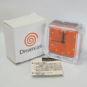 Dreamcast Mini Alarm Clock Boxed HQ6833 Sega Official 2001